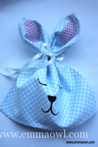 Make your own Easter Bunny bags!