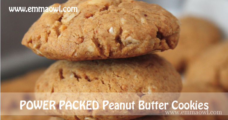 Power Packed Peanut Butter Cookies-08