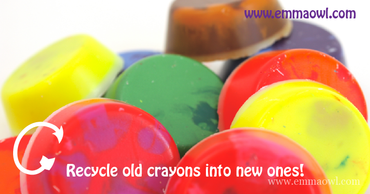 Recycle Old Crayons into new ones-02