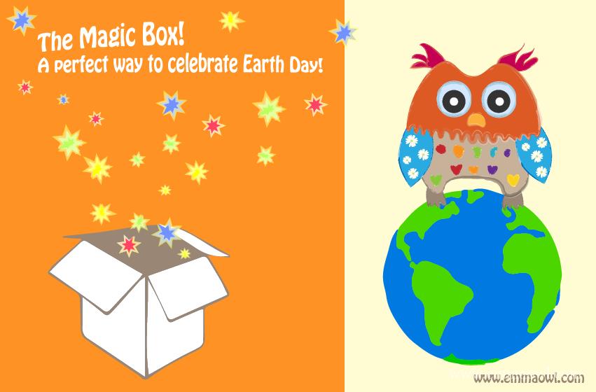 Magic Box - Earth day celebration-01