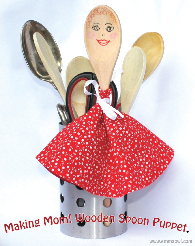 Wooden Spoon Lady-04