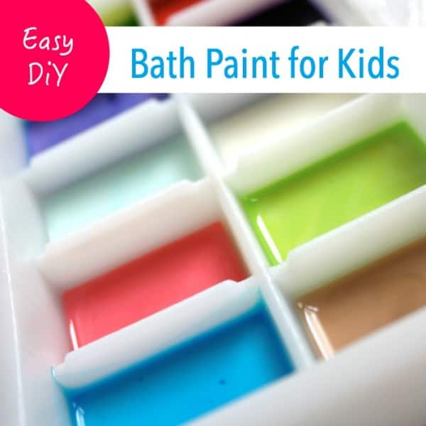 Bath Paint for Kids