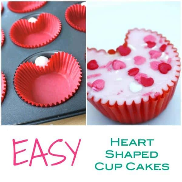 Heart Shaped Valentine Cake Ideas
