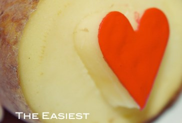 How to make you own potato stamp – the easy way!