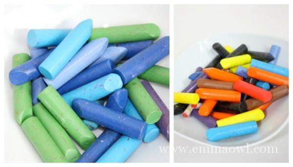 Spring Clean your crayon Box