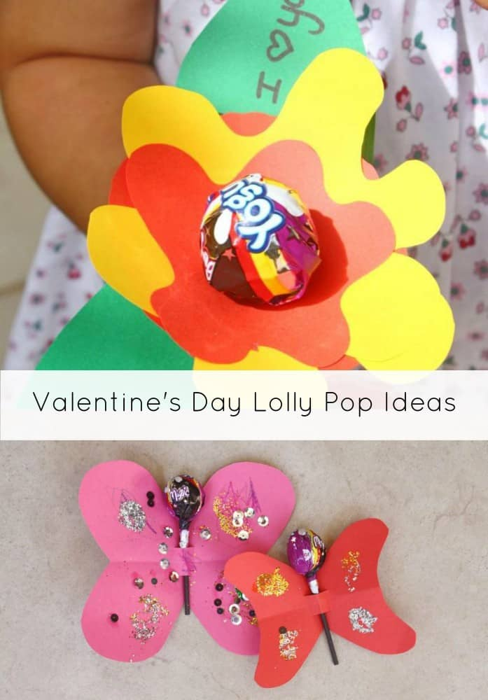 Valentines Day Lolly Pop Ideas. Great craft and Gift Idea for Valentines Day