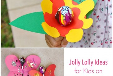 2 Jolly Lolly Good Ideas for a Children's Valentine's!