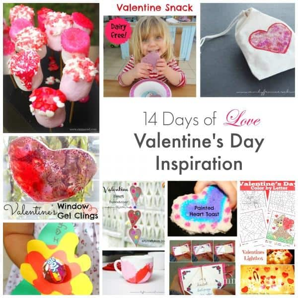 14 Days of Love Inspiration