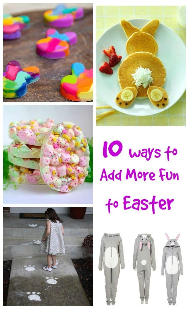 10 clever ways to add even more fun to Easter!