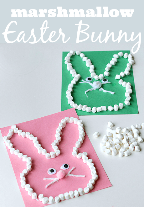 marshmallow-easter-bunny-craft-for-kids-