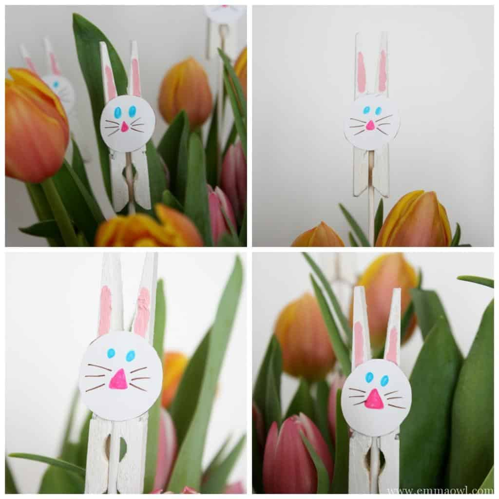Easter Bunny. This will make any flower arrangement hop hop hop