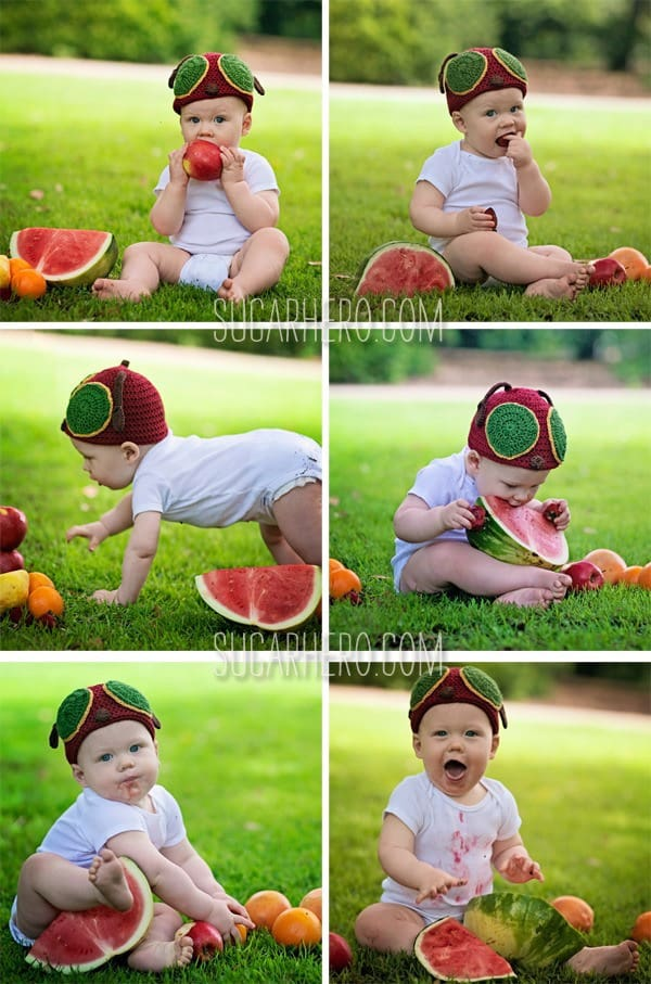 The Very Hungry Caterpillar Photo Idea