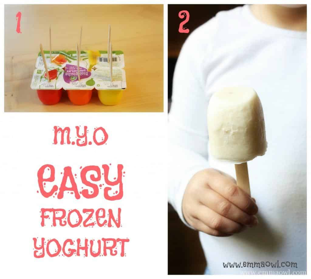 MYO EASY simple FROZEN YOGHURT