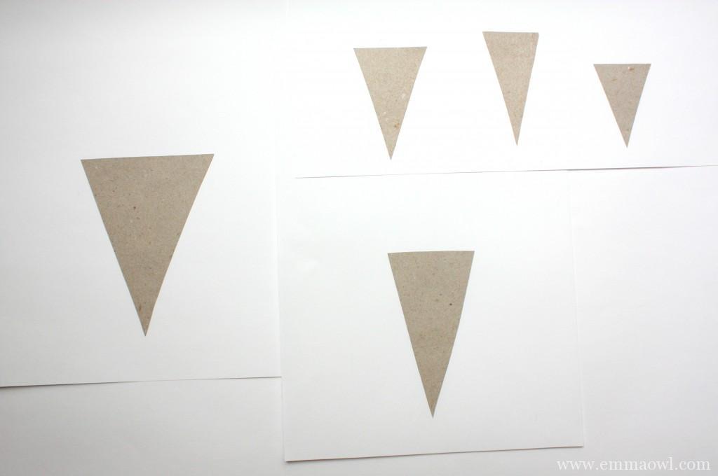 Puff Paint Ice Cream Cones