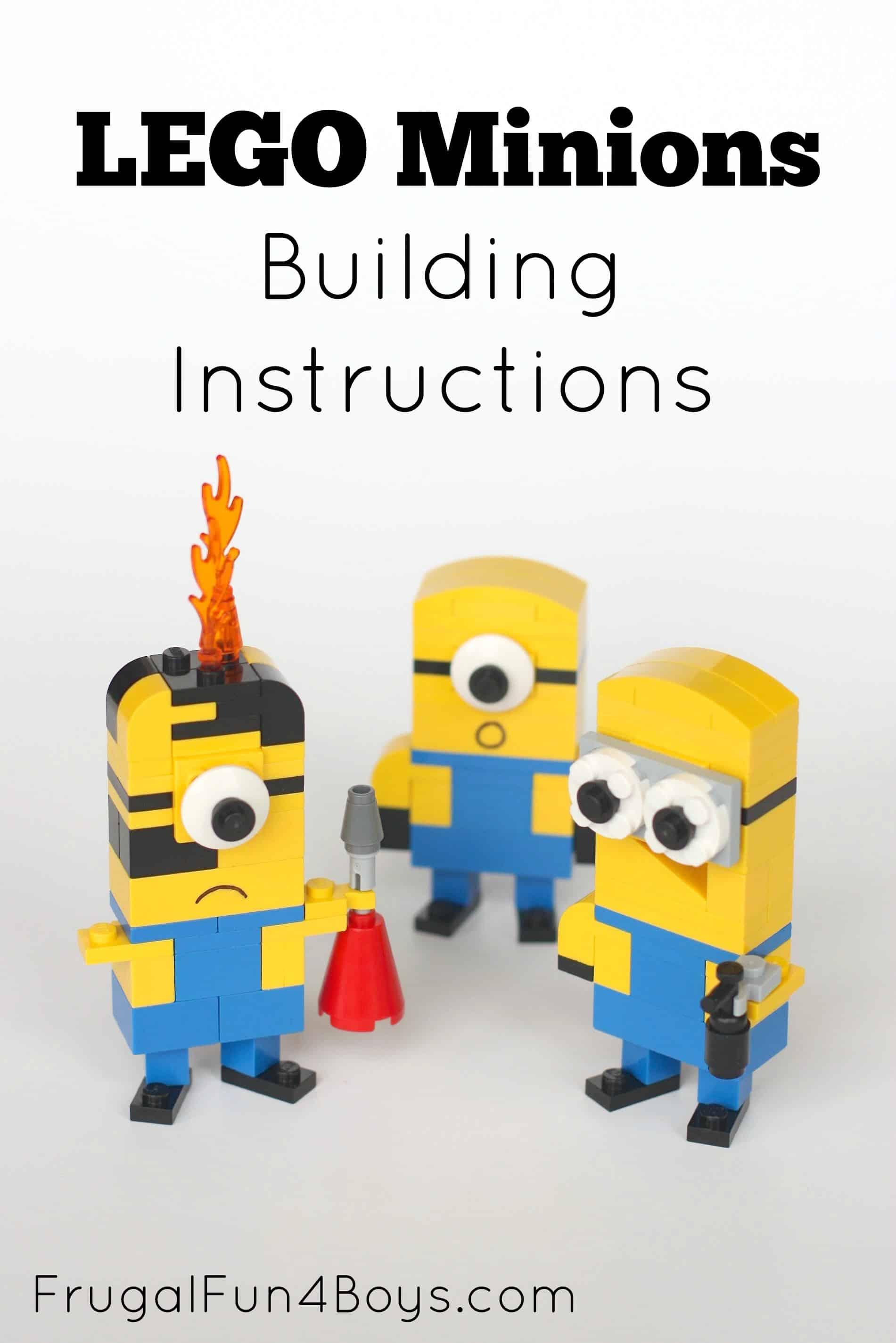 30 MINION Ideas! Assemble The Minions!!