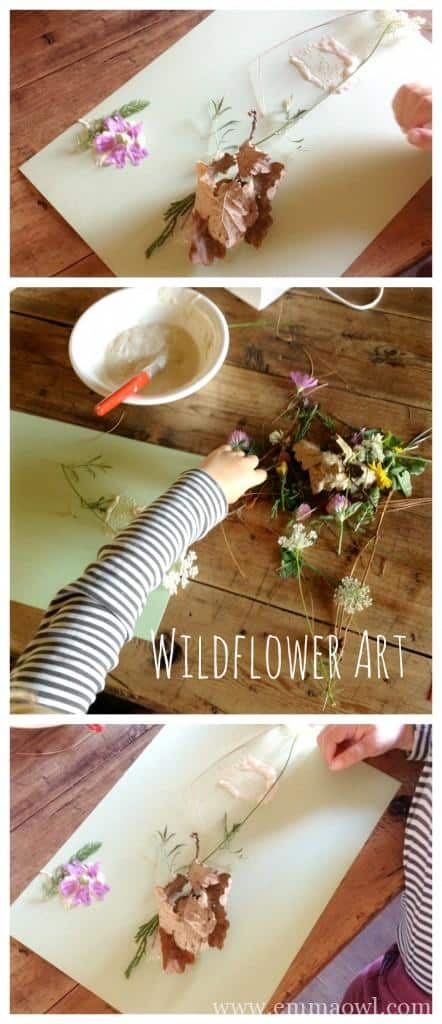wildflower art