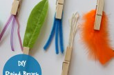 Create Your Own Paint Brushes