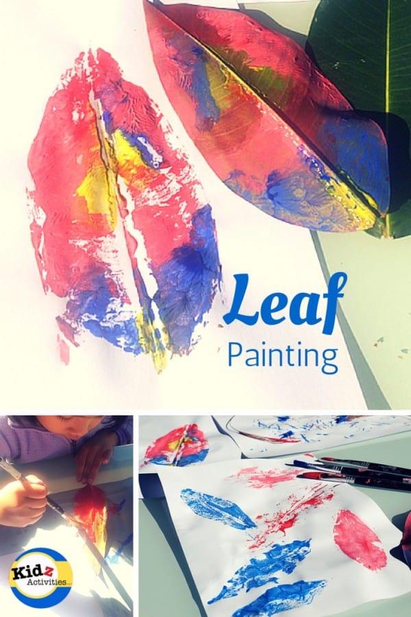 Leaf-Painting