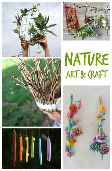Art and Craft with Nature