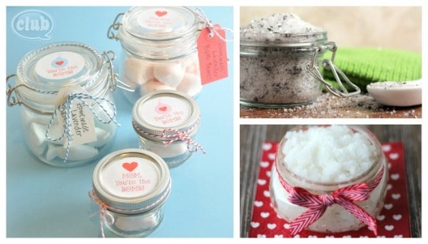 Diy Bath Ideas for Gifts