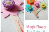 Magic Flowers – Kids Birthday Party Gift Idea