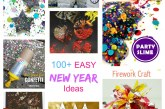 100+ MUST DO Easy Ideas for NEW YEAR