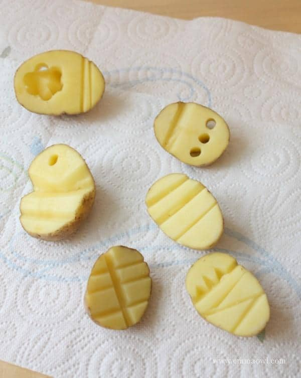 potato ready to print