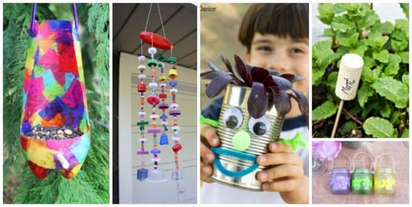 Garden Crafts for Spring