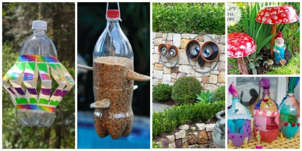 Recycled Garden Crafts for Spring Emma Owl