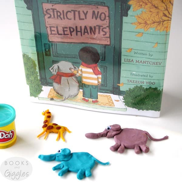 strictly-no-elephants-book-extension-activity-craft