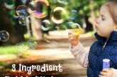 Best Kids Bubble Mixture Recipe