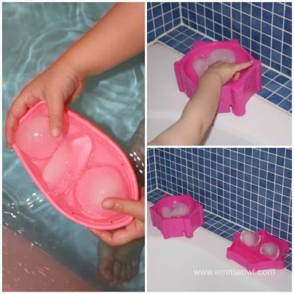 Bath Time Eggs