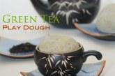 Green Tea Play Dough