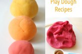 4 of the best Autumn – Fall Play Dough Recipes
