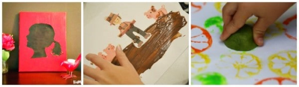 Children Painting Ideas