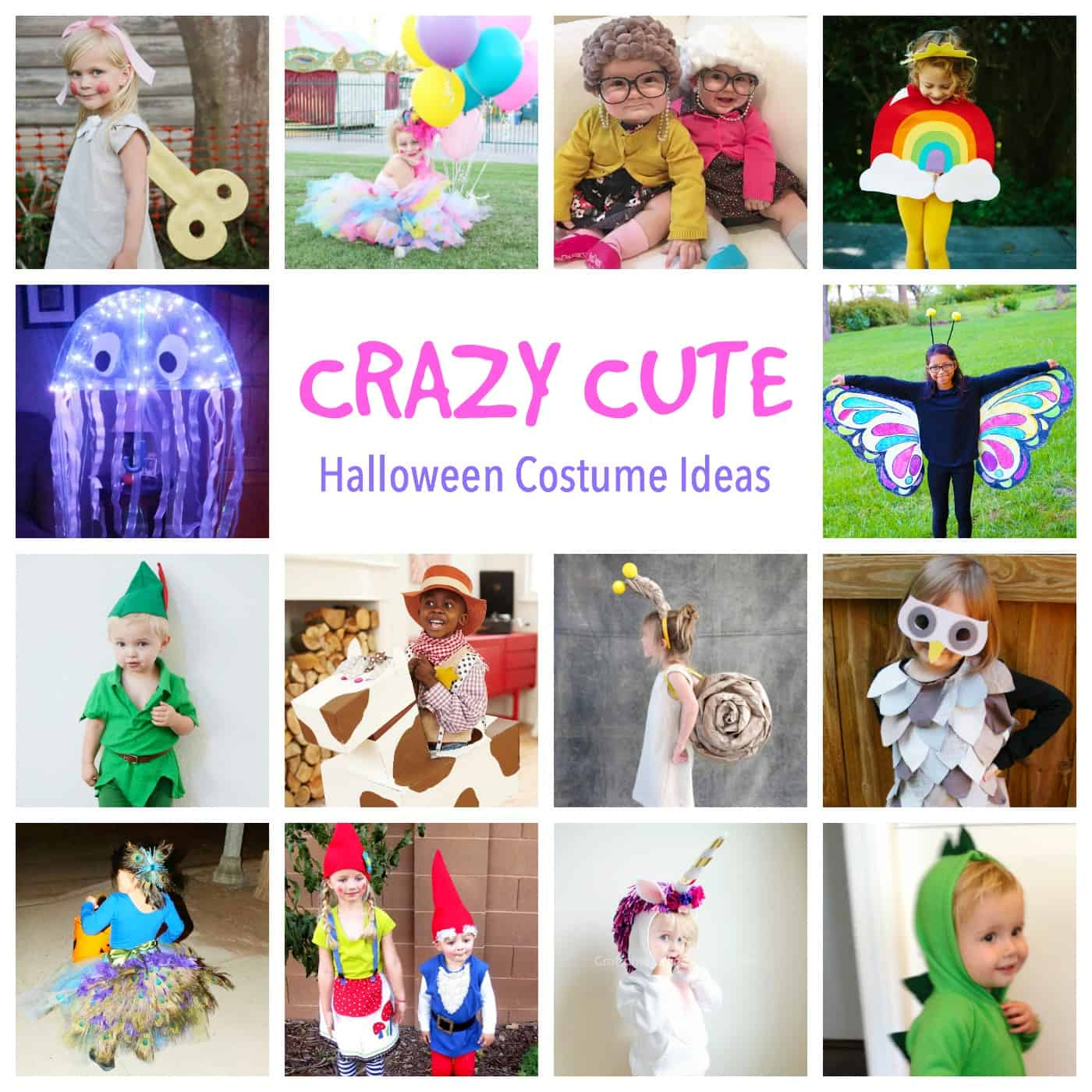 crazy cute halloween costume ideas for kids pelitabangsa ca