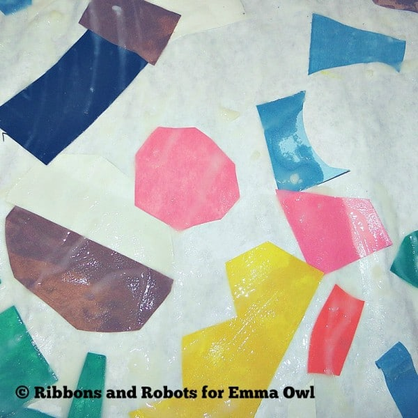 Kids Paper Mache