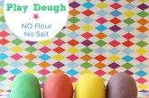 Magic Play Dough – No Flour – No Salt