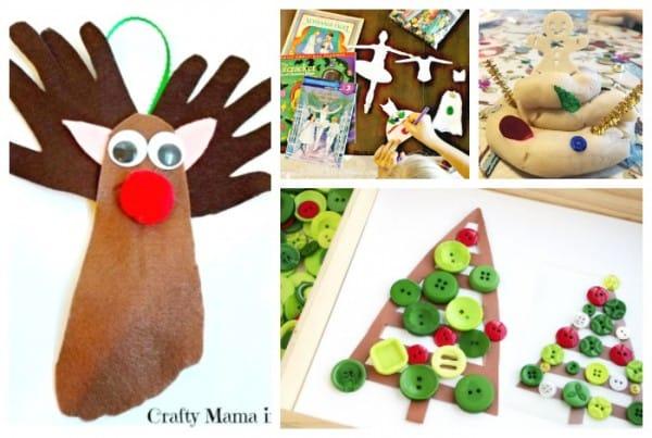 children-christmas-book-plus-craft-series