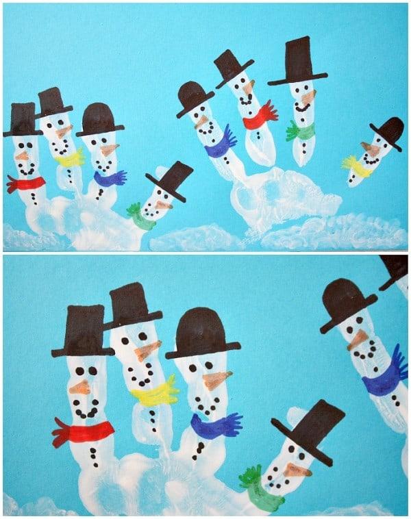 handprint-winter-snowman