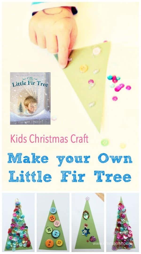 the-littlest-fir-tree-christmas-craft-for-children-they-absolutely-love-decorating-trees-why-not-let-them-do-it-over-and-over