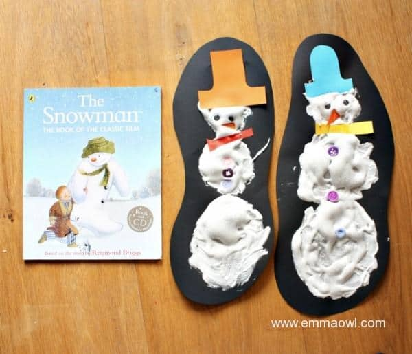 the-snowman-book-craft-idea-for-children