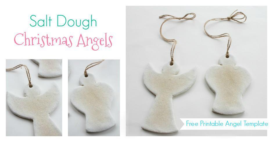 easy-to-make-salt-dough-christmas-angels - PELITABANGSA .CA