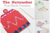 Free Printable Nutcracker Photo Props