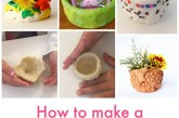 How to make a Pinch Pot