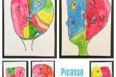 Introduction to Cubism – Painting Picasso Portraits