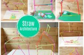 Straw Architecture for Kids